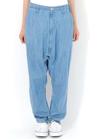 ネ・ネット / S かめのこデニム / パンツ light blue(11) 01
