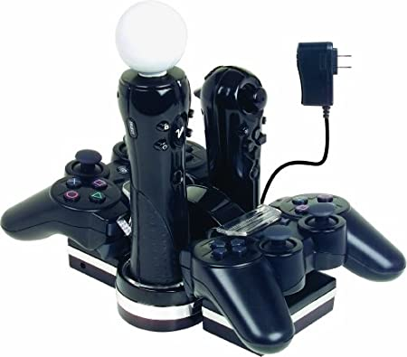 PS3 Move Ultimate Dual Charge Dock