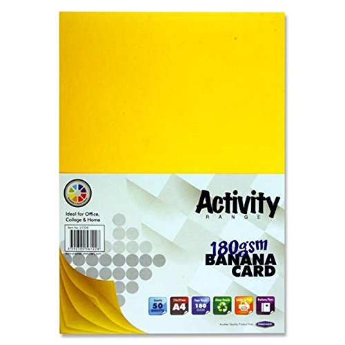 premier-stationery-a4-180-gsm-activity-card-banana-pack-of-50-sheets