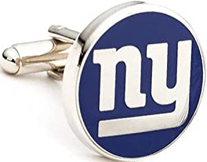 Cufflinks Inc Mens New York Giants Cufflinks by Brookstone