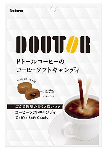 カバヤ ドトールコーヒーソフトキャンディ 60g×6袋
