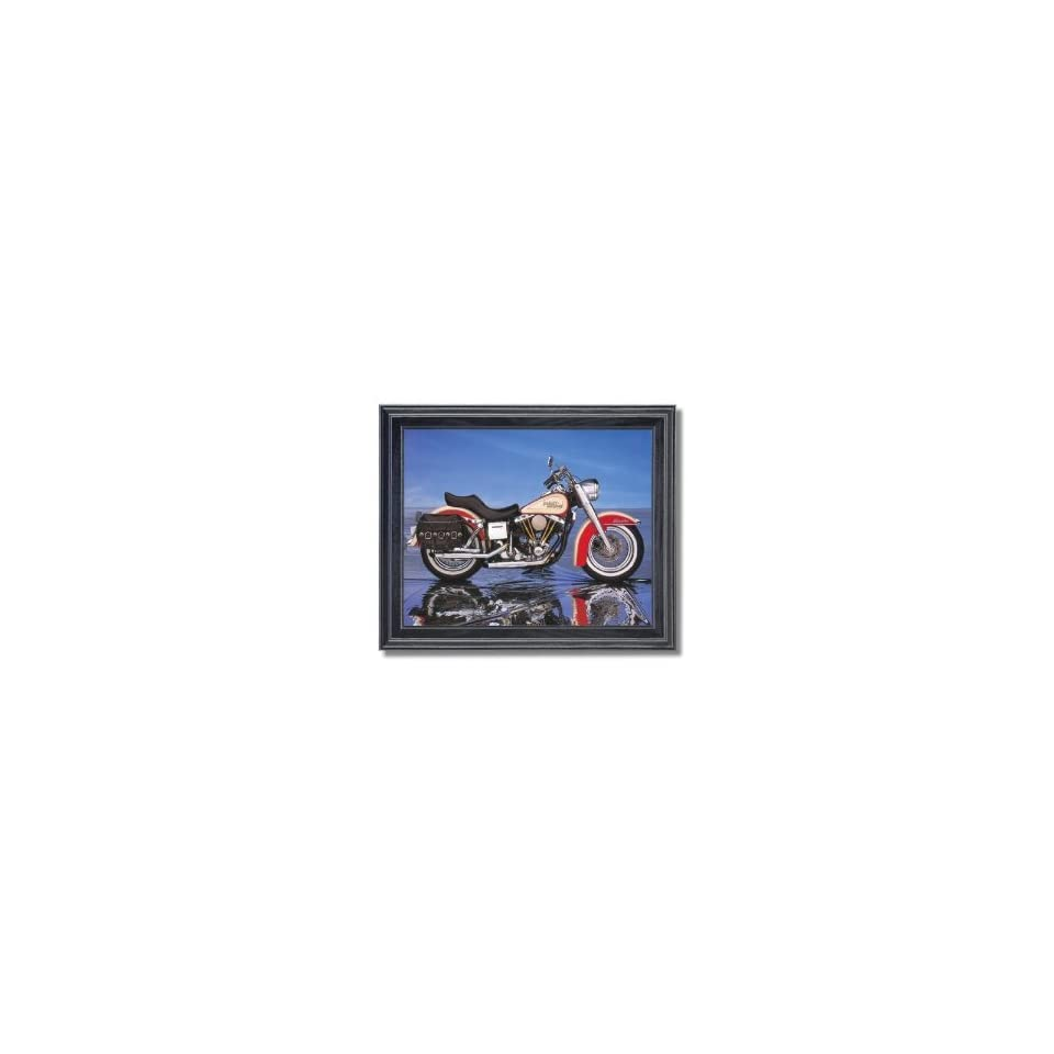 Art Prints Inc Old Harley Davidson Electra Glide