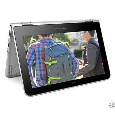 HP Pavilion 13-S102TU x360 13.3-Inch Notebook  (Intel Core i3-6100U / 4 GB DDR3L / 1TB Hard Drive / Windows 10...