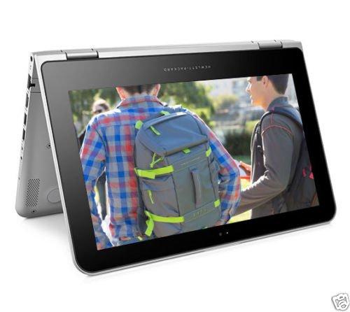 HP Pavilion 13-S102TU x360 13.3-Inch Notebook (Intel Core i3-6100U / 4 GB DDR3L / 1TB Hard Drive / Windows 10 / Intel HD Graphics 520 / FullHD / Multi Touch)