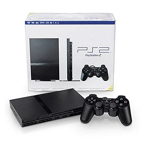 PlayStation 2 Console Slim - Black