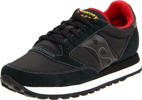 Sneakers uomo Saucony Jazz Original - Black/Red (46 EU)