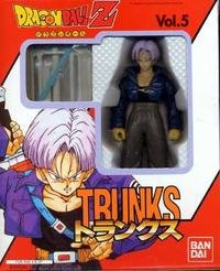 Picture of Bandai Dragon Ball Z Vol. 05 Trunks Action Figure (B004LOJFCK) (Dragon Ball Action Figures)