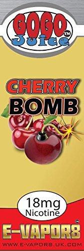 Gogo Juice Cherry Flavour 18Mg