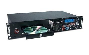 Numark MP103USB Lecteur CD 1 x USB Noir