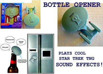 star-trek-the-next-generation-uss-enterprise-d-electronic-bottle-opener-zeon-ltd-factory-sealed-unci