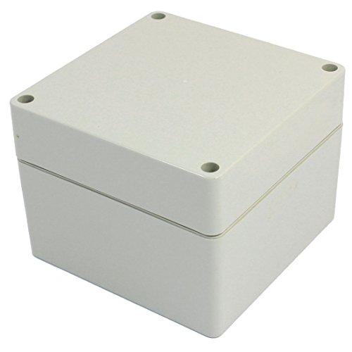Rectangular Waterproof Plastic Diy Junction Box Case 115 X115 X 88Mm