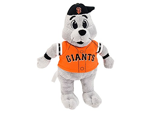Giants baseball mascot