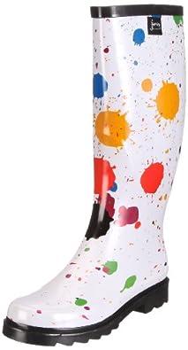 ad472787a4d20c Jardy Art, Bottes de pluie femme Multicolore, 41 EU: Amazon.fr