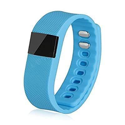 Efanr® 2015 IP67 Water Resistant Bluetooth Smart Watch Bracelet Exercise Smartwatch Running Wristbands Sports Fitness Health Tracking System Wrist Watches Cell Phone Mate Partner Pedometer Step Walking Calorie Counter Activity Tracker Sleep Monitoring An