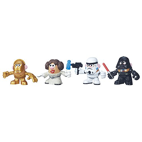 Playskool Friends Mr. Potato Head Star Wars Multi-Pack (Marvel Potato Head compare prices)