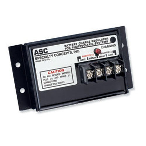 Specialty Concepts ASC-12/8 Regulator Charge Controller