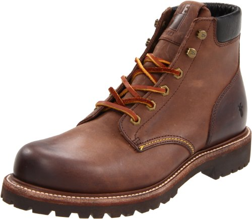 Frye Mens Dakota Plain Toe Boots