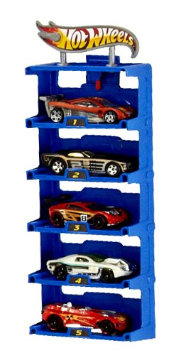 Hot Wheels Wall Tracks Car Display Rack