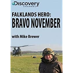 THE FALKLANDS BRAVO NOVEMBER WITH Mike Brewer