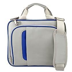 Vg-Laptop Laptop Messenger Bag (Blue)