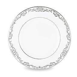 Lenox Coronet Platinum Accent Plate