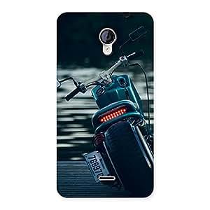 Cruise Bike Multicolor Back Case Cover for Micromax Unite 2 A106