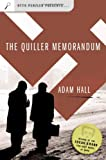 Adam Hall The Quiller Memorandum (Quiller 1)