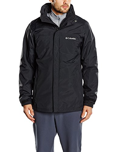 Columbia Herren Mission Air Interchange Jacket