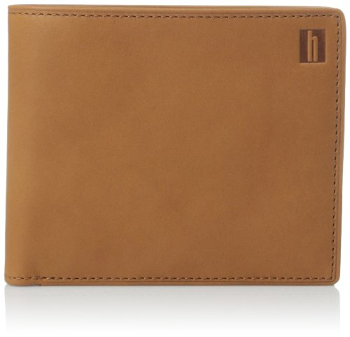 Hartmann Belting Collection Medium Wallet with Coin Pocket, Heritage Tan, One Size