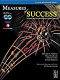 BB208ASX - Measures of Success E-flat Alto Saxophone Book 1 With CD