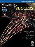 BB208ASX - Measures of Success E-flat Alto Saxophone Book 1 With CD