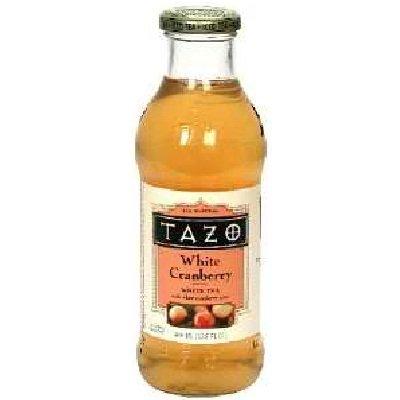 Tazo Rtd White Cranberry (12X13.8Oz )