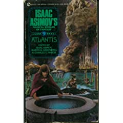 Atlantis (Isaac Asimov's Magical Worlds of Fantasy, No 9) by Isaac Asimov,&#32;Martin H. Greenberg and Charles G. Waugh