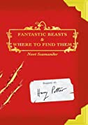Harry Potter - Fantastic Beasts & Where To Find Them by J. K. Rowling cover image