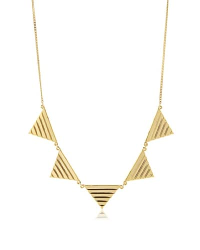 a.v. max Pyramid Necklace