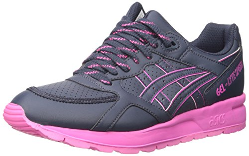 ASICS GEL Lyte Speed Retro Running Shoe, Indian Ink/Indian Ink, 11 M US