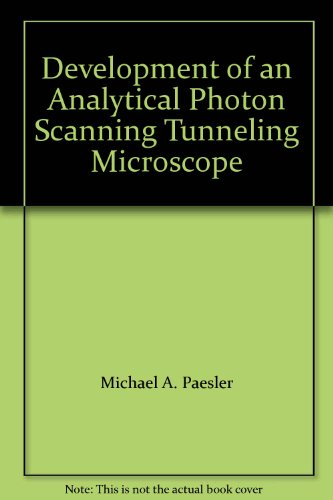 Development Of An Analytical Photon Scanning Tunneling Microscope