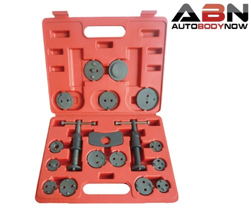 FRONT SET Posi Quiet Extended Wear Brake Disc Pads + Hardware Kit 106.07400