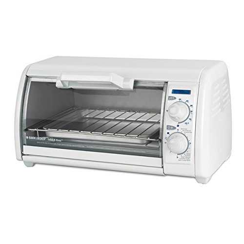 Black & Decker White Classic Toast-R Oven (Toast R Oven Black And Decker compare prices)