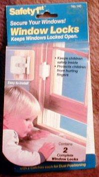 Safety 1st Window Locks (1990)