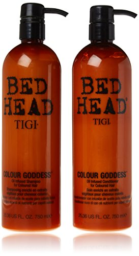Tigi Bed Head Colour Goddess Duo Kit Shampoo E Condizionatore - 1500 ml