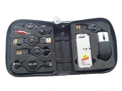 USB LAPTOP / PC accessory travel kit from JABTEK ltd