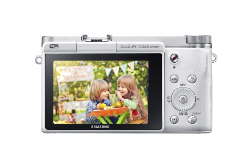 Samsung NX3000 Wireless Smart 20.3MP Discount