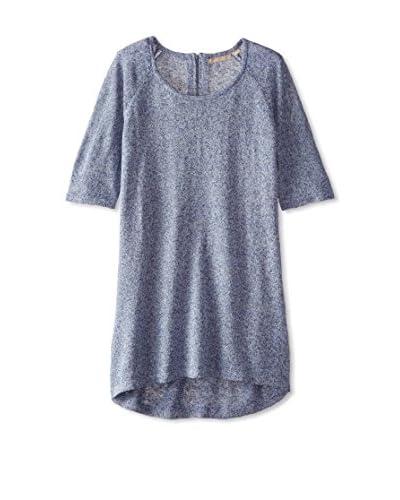 Cashmere Addiction Women's Zip Back Sweater