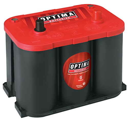 Optima Batteries 8003-151 34R RedTop Starting Battery