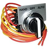 Siemens Energy & Automation (Furnas) 49SAS01 Hand Off Auto Switch Kit
