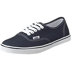 Vans U AUTHENTIC LO PRO NAVY/TRUE WHITE VGYQNWD Unisex-Erwachsene Sneaker, Blau (Navy/True White), EU 42.5 (US 9.5)