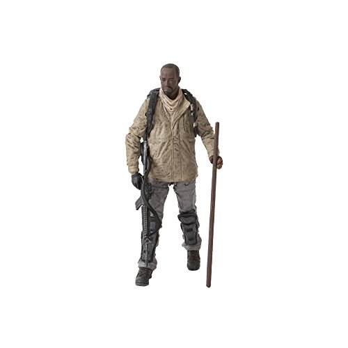 Mc Farlane - Figurina Walking Dead - Tv Serie 8 Morgan Jones 13Cm - 0787926146219