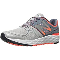 New Balance Fresh Foam Vongo Stability Women's Running Shoes (Silver/Pink)