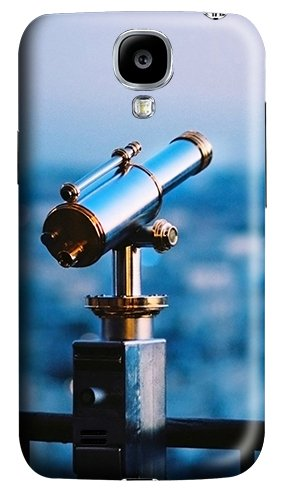 Astronomical Telescope Polycarbonate Hard Back Case Cover For Samsung Galaxy S4 Siv I9500
